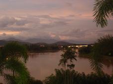 Kangsar-sunset
